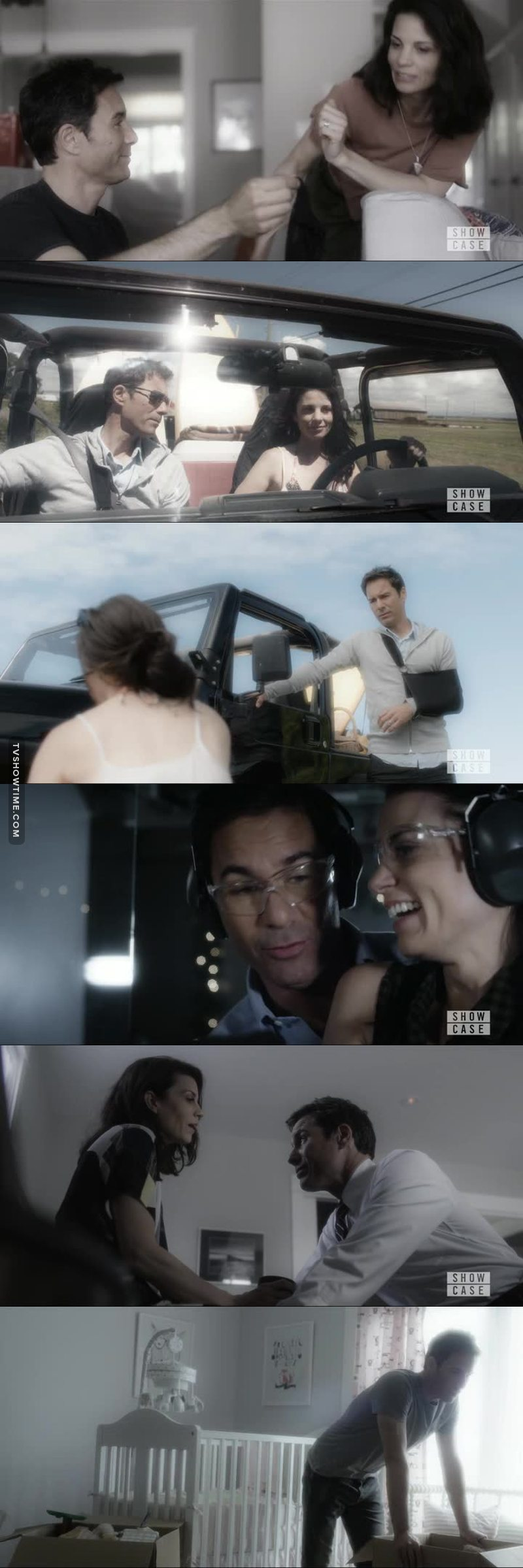 After seeing all of the loving and caring memories of Mcclaren and his wife and the hardships they have been through. I feel bad that the traveller that hijacked his body has been having sex with an other women (Carly). And I really wonder how agent Mclaren is going to deal with both women in the future episodes.