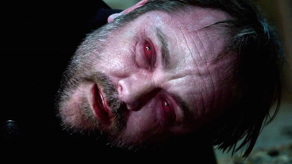 How my eyes look after crying about Supernatural
