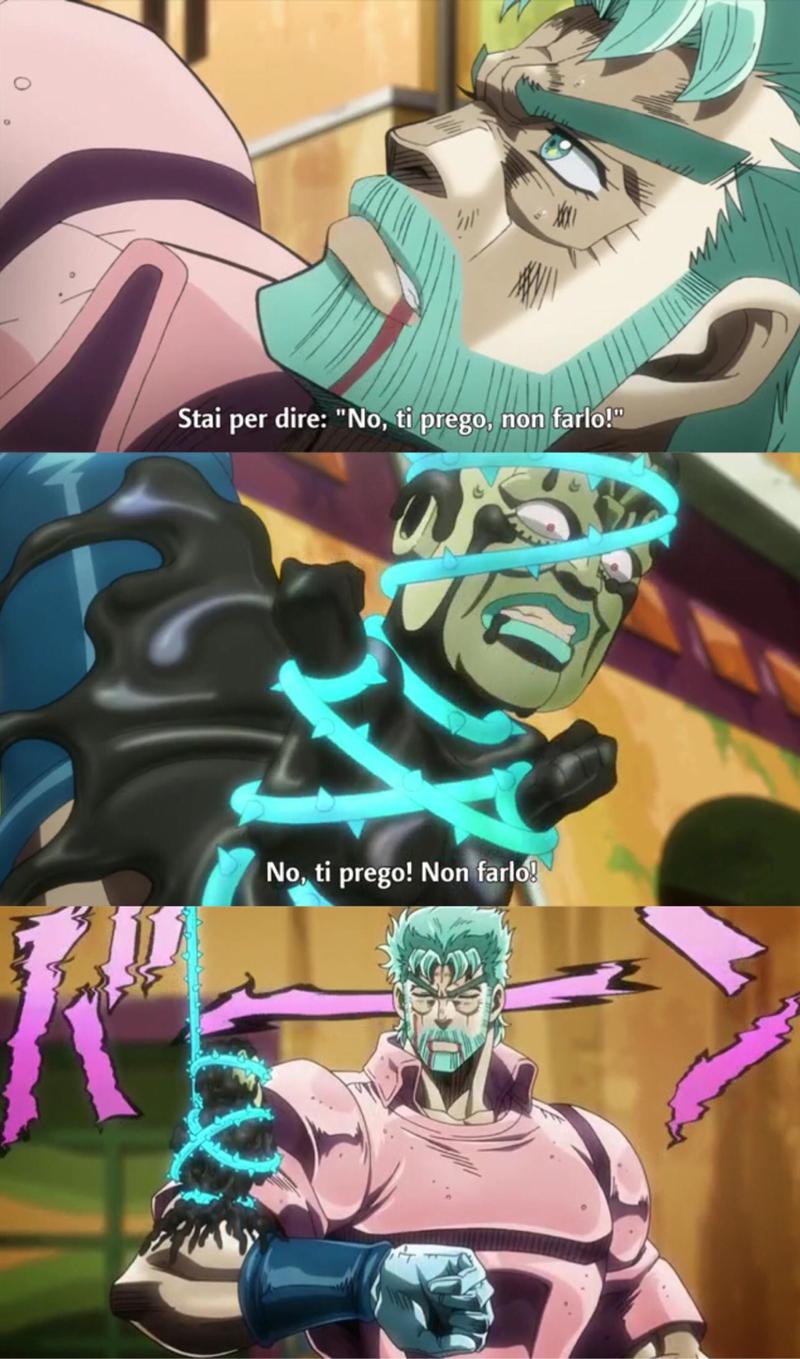 Aaaah, il vecchio Joseph ❤