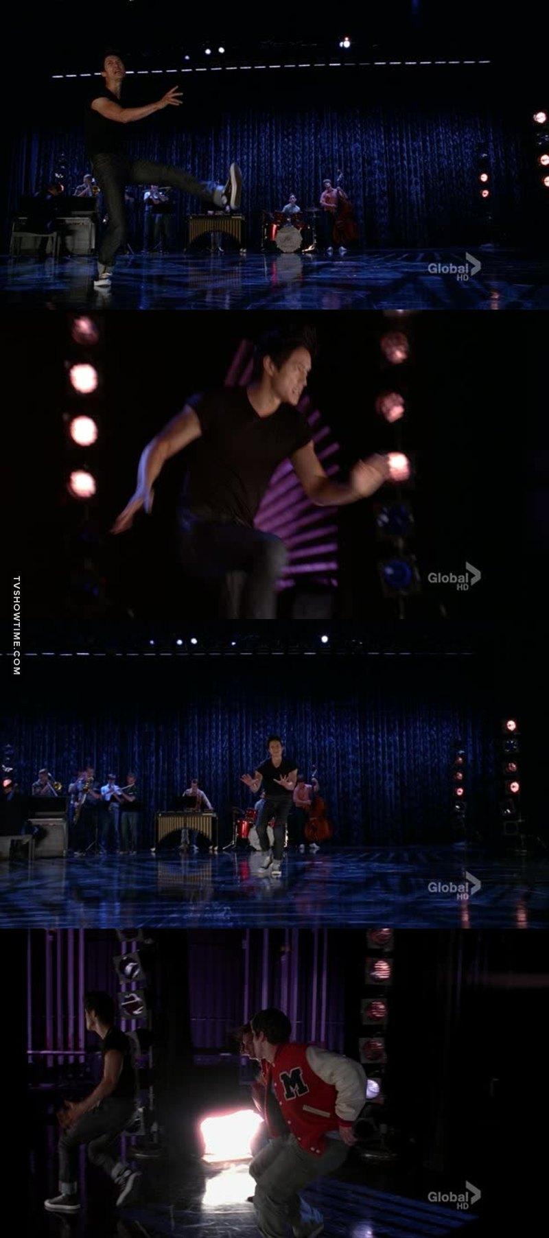 I love when he dances 😍🙌🏻