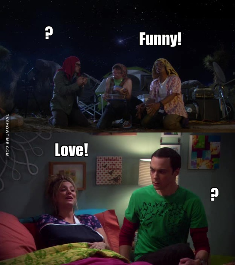 My favourite episode so far! So funny, and Penny and Sheldon's friendship is the best!