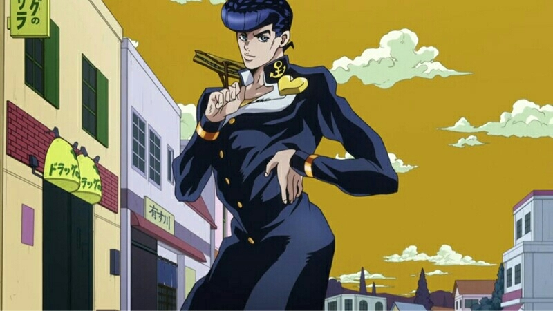 Perfect Jojo pose for the ending !! 😱
