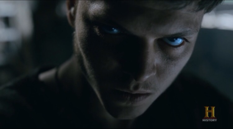"""One day the world will know and fear Ivar The Boneless"""