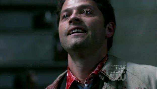 Oh! Misha is an incredible actor! Awesome