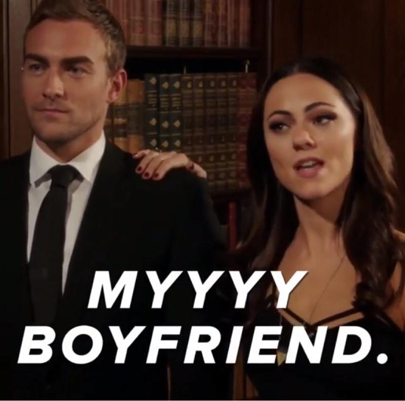 """Jasper Frost. Myyyy boyfriend."" 💞💞💞"