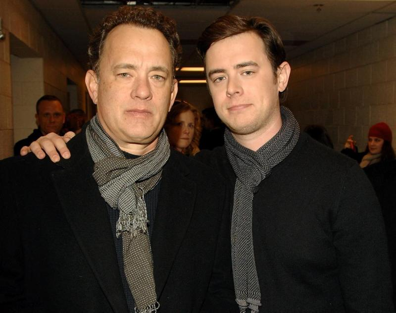 This is Colin Hanks  son of Tom Hanks  Producer of the show