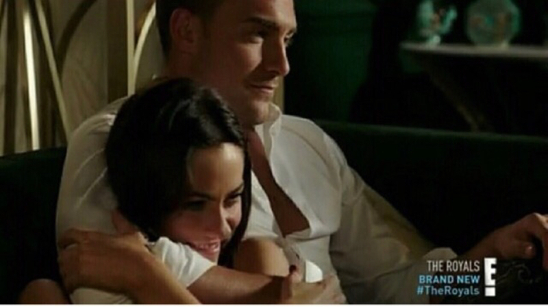 "When Len says ""Jaspenor"" and the ship is now canonized 😍"