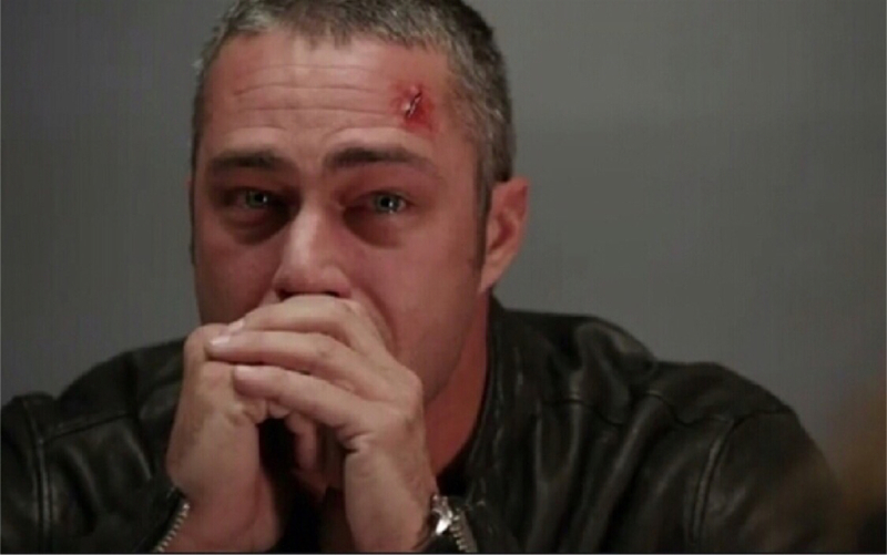 Dear Severide, Why are you always in trouble???
