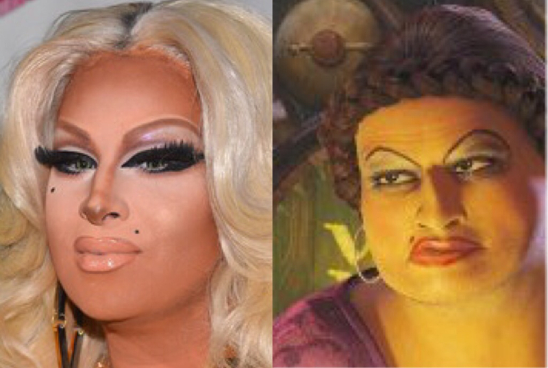 I liked Roxxxy much more when she was in Shrek