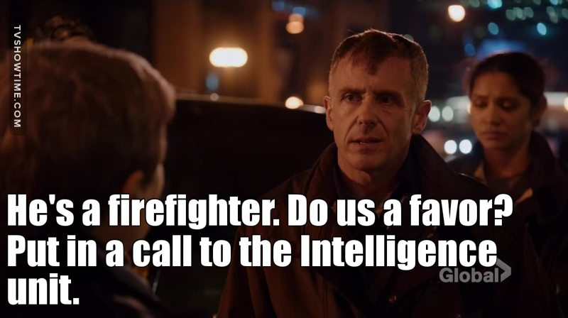 """That's the """"Voight signal"""" for the crossover !!!"""