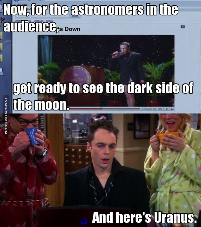 Le Sheldon bourré est trop marrant ! 😂