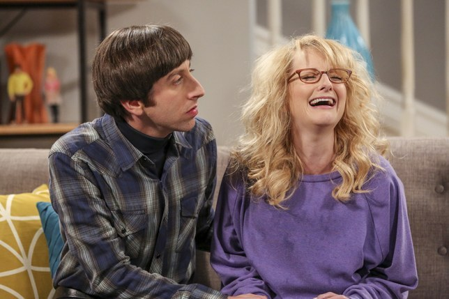 Bernadette and Sheldon were the main hilarious characters. What a team!
