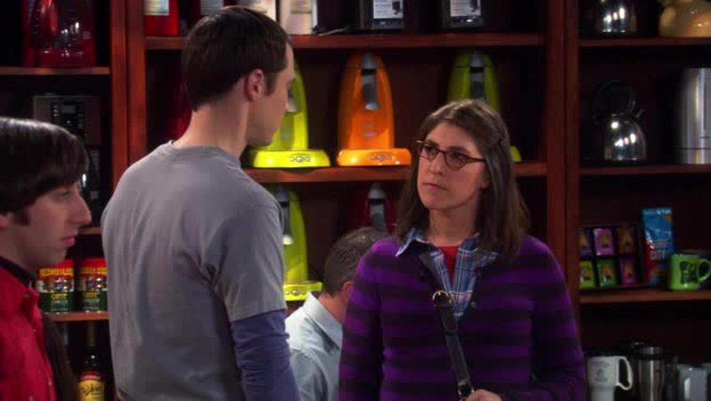 Finalmente la versione femminile di Sheldon 😂