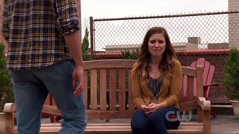 Thankfully, the storylines for S8 up till this point seem like they are coming to an end, so that means it's time for new ones. Not that these storylines have been terrible or anything, just not as enthralling as previous ones. Brooke's company coming to an end did bring a few tears to my eyes tho, especially after her reaction at the end of the episode. Sophia Bush is just so good!