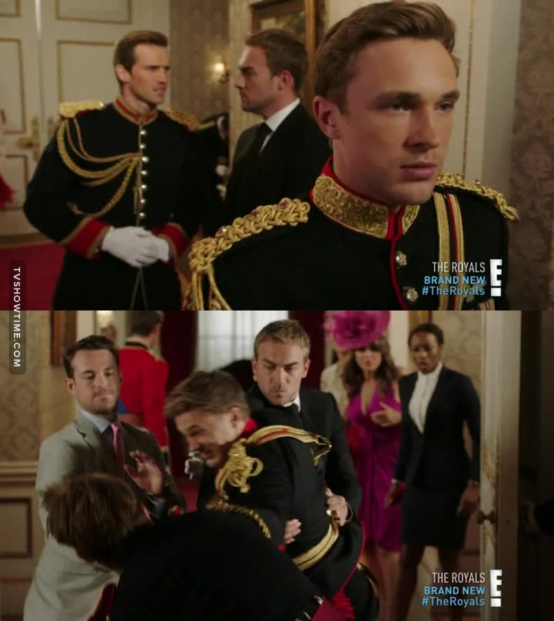 Liam is the captain of the ship! #Jaspenor