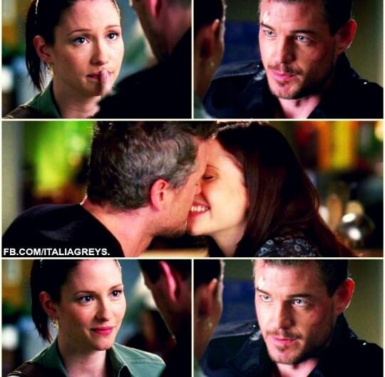 """""""Pensi avermi spezzato piccola Grey? Tu hai rimesso insieme i pezzi""""💟🎀  Dio solo sa quanto vi amo #slexie🔐"""