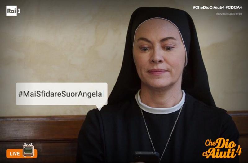 #cheDiociaiuti4 #hashtag #maisfidareSuorAngela 🔝😅😂🤣✨