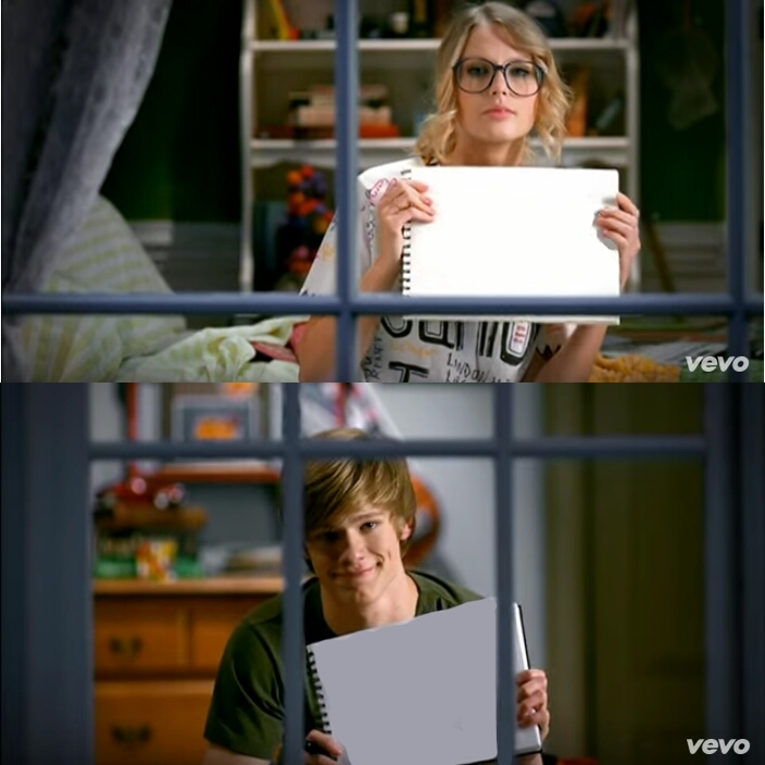 Did nobody nobody notice the Taylor Swift jab?!!!