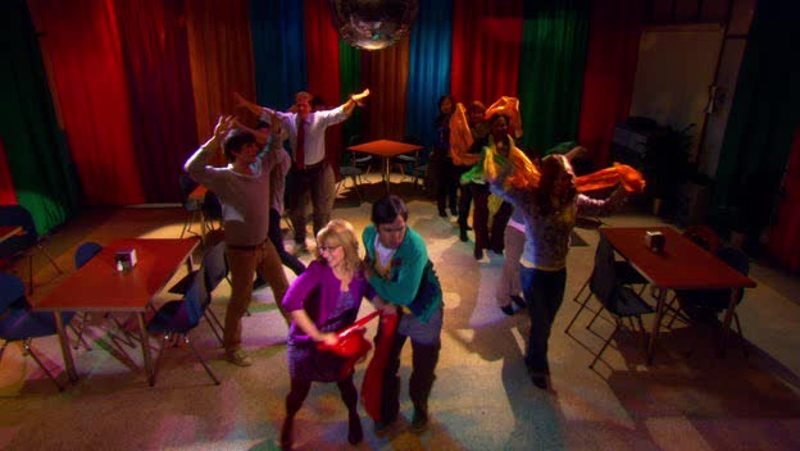 Just so eye-popping!!! Best Bollywood Dance ever in Big Bang!!!