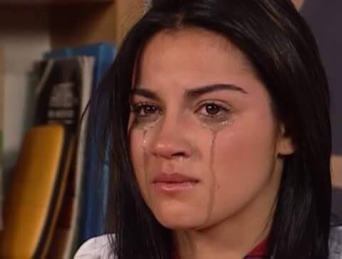 When Elena's dad left and Lupe stood up to dance with her