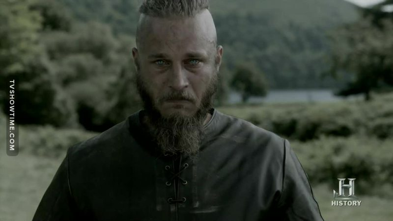 You cheated on your wife, got the side chick pregnant, and told your hot kick ass wife that she just needs to accept the side chick . And you thought she would stay??? Shame on you Ragnar