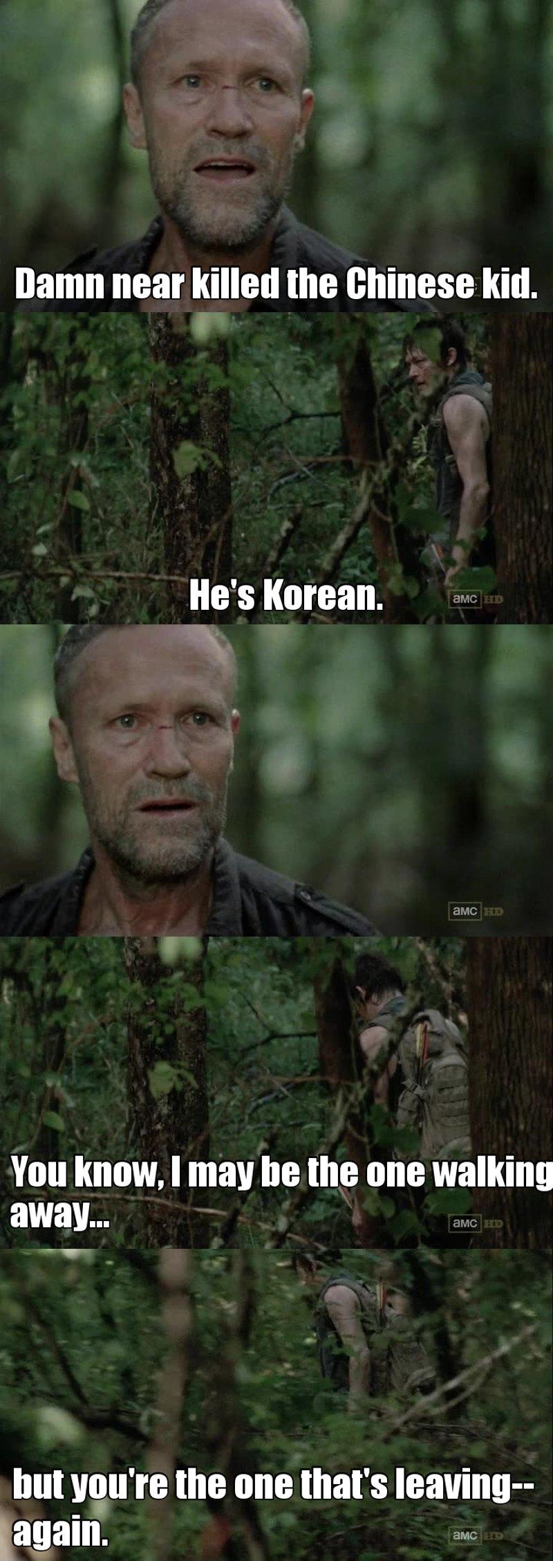 good decision Daryl!