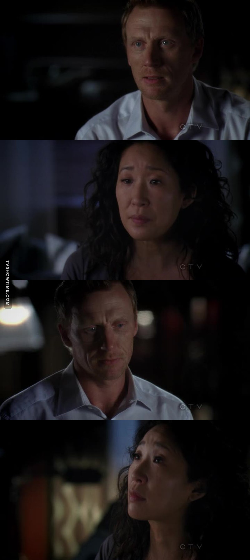 I can't belive that Owen did this to her 💔