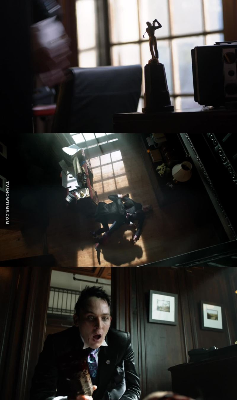 How to get away with murder. Gotham edition