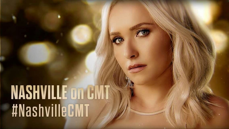 Love her Voice and Love her New Personality this Season. This is a Awesome Series Thanks CMT for brining  it back. Awesome Cast Love them All.