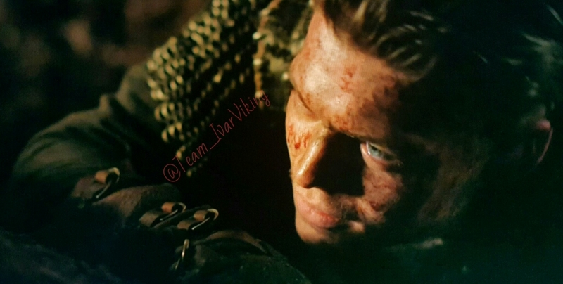 Sometimes Ivar creeps me out. And then I love him even more.