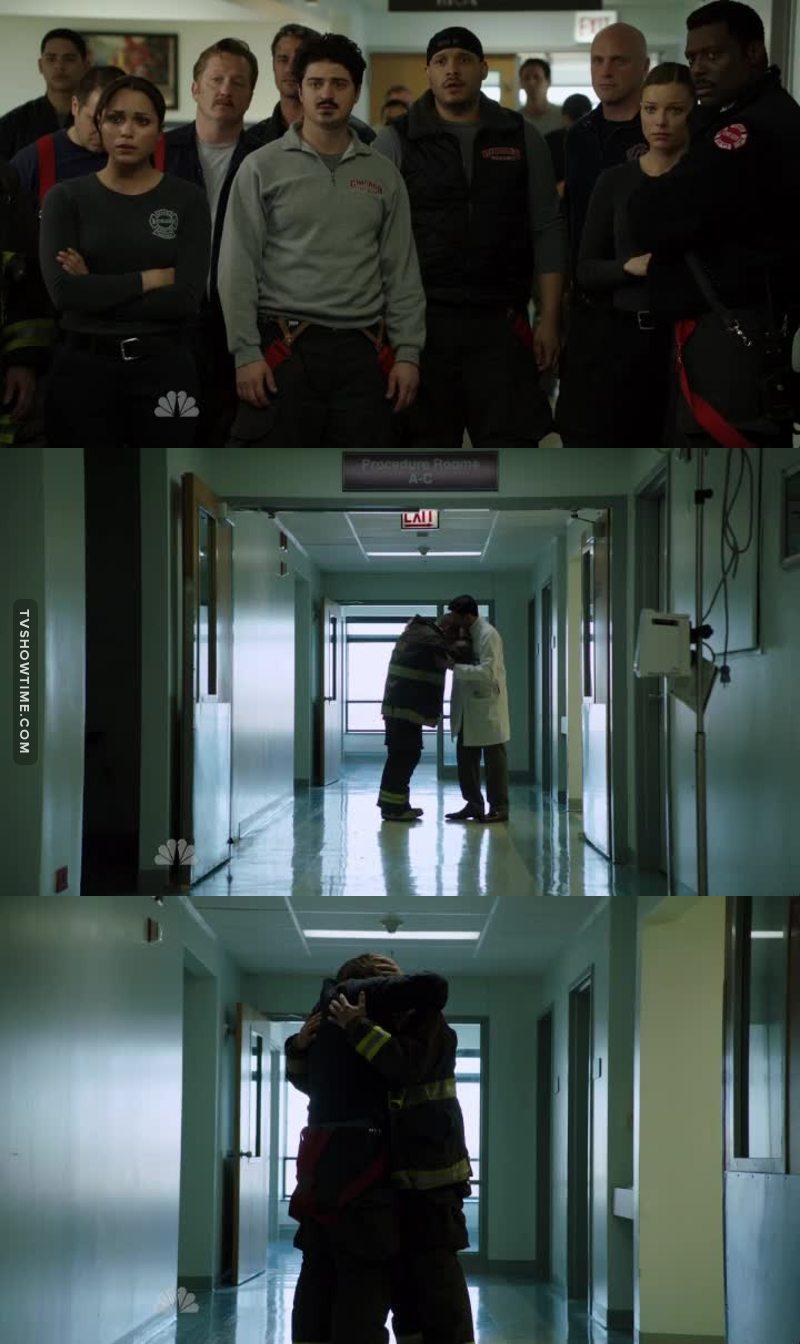 I didn't like Hallie, but the final scene broke my heart. So sad :(