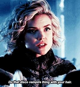 Barbara is the best female on Gotham.
