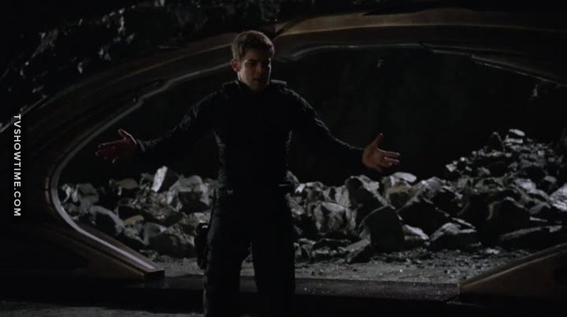 Let's take a moment to appreciate how badass our lovable was in this episode