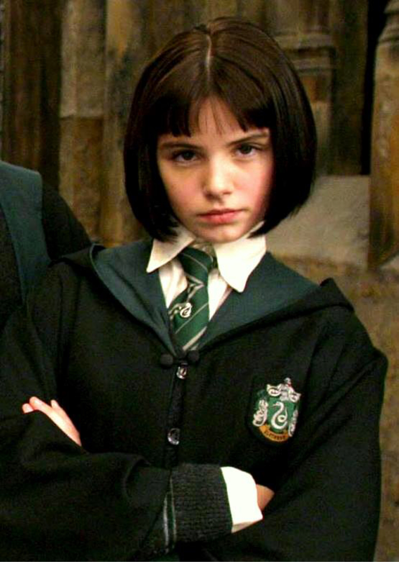 When you know that the actress who play Willow was in Harry Potter 😂
