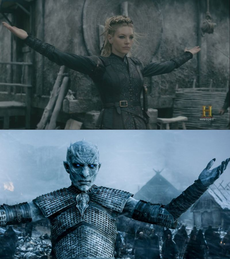 Don't F**K with Lagertha!