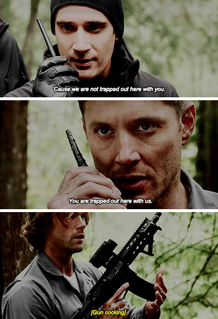 This scene was gold 👌🏼