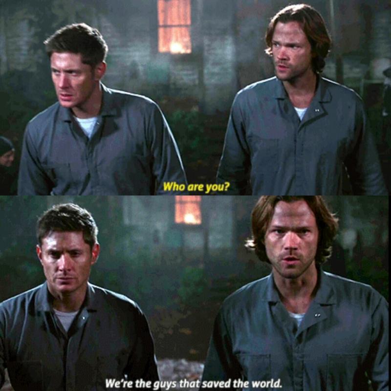 Badass Winchester 😎