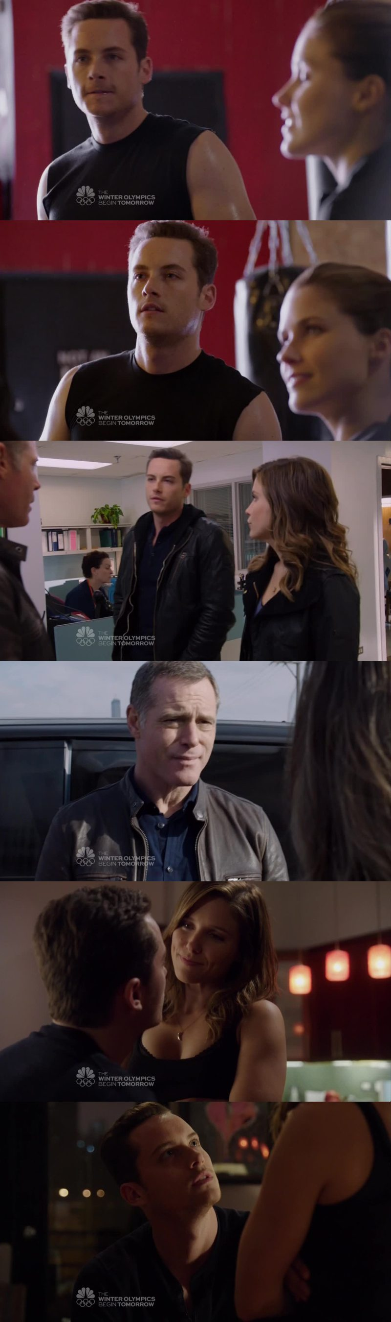 I want you too together linstead, no matter what voight say