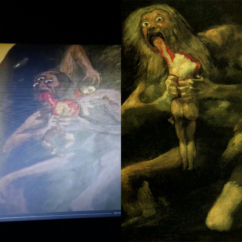 saturn devouring his son The entire wikipedia with video and photo galleries for each article find something interesting to watch in seconds.