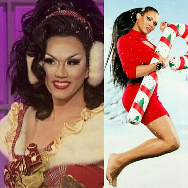 I think that Manila was so beautiful. I loved her outfit more than Raja'a outfit. But Raja nailed it on the runway and on the photo, so I get why she won. And MARIAH AND MANILA AREN'T MEN. I MEAN. DAMN. LOOK AT THEY. HOW CAN YOU TELL ME THAT THEY AREN'T WOMEN?