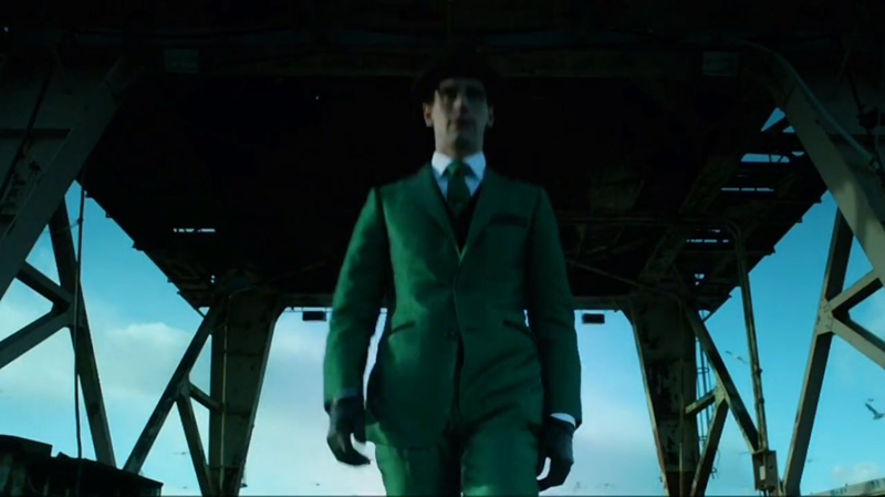 THE RIDDLER WILL RISE SOON !!!!!!!!!!