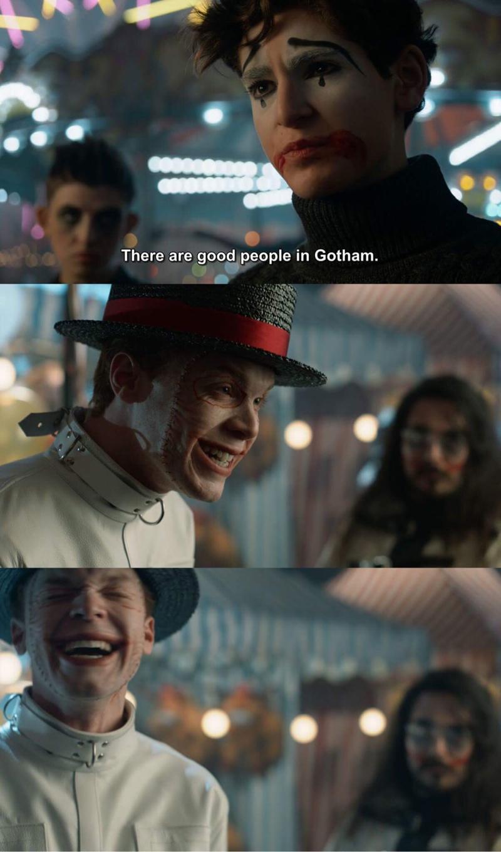 Funny joke, Bruce