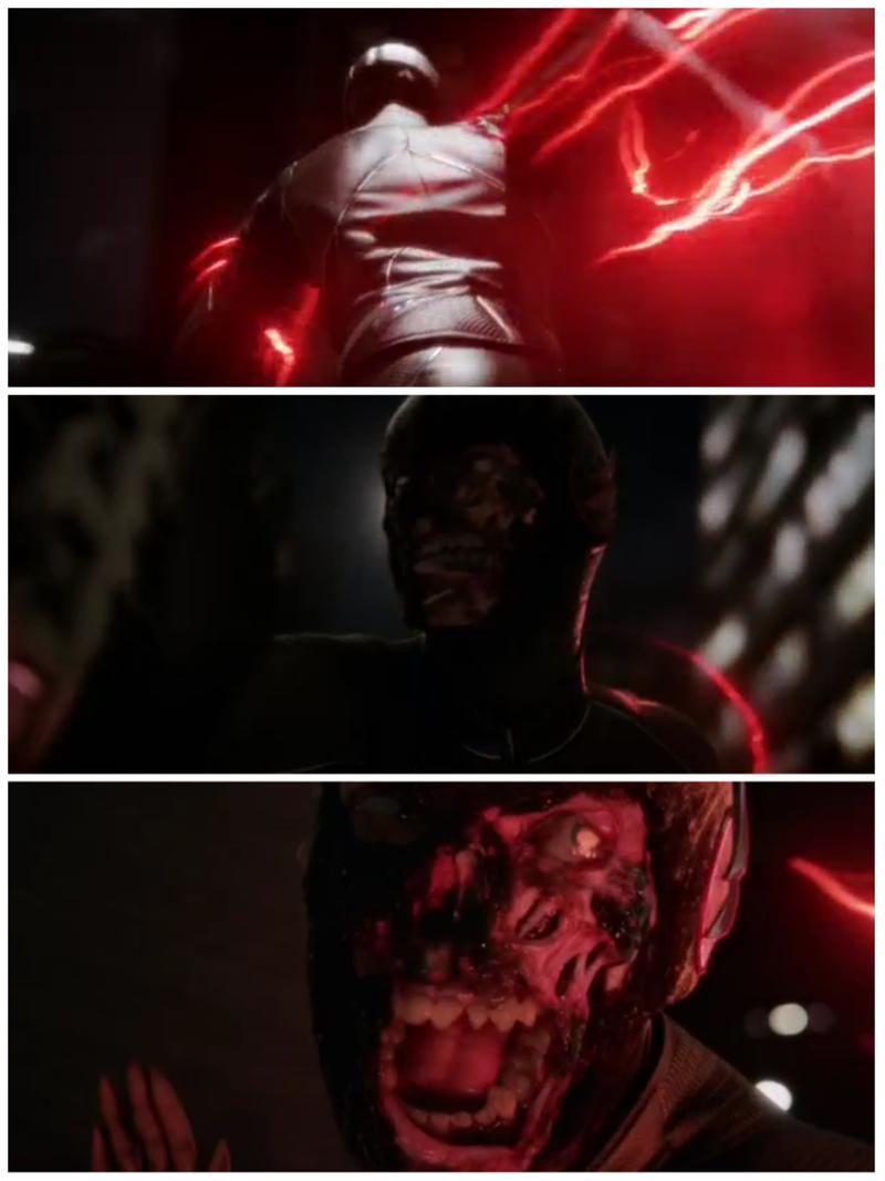 Black Flash!