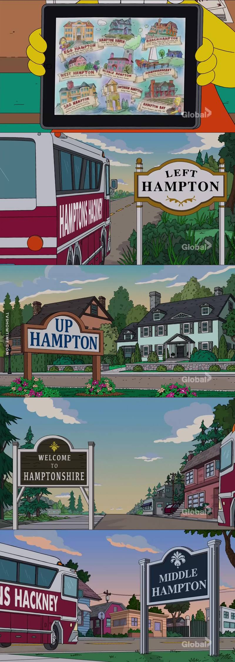 The Hamptons everyone!!!