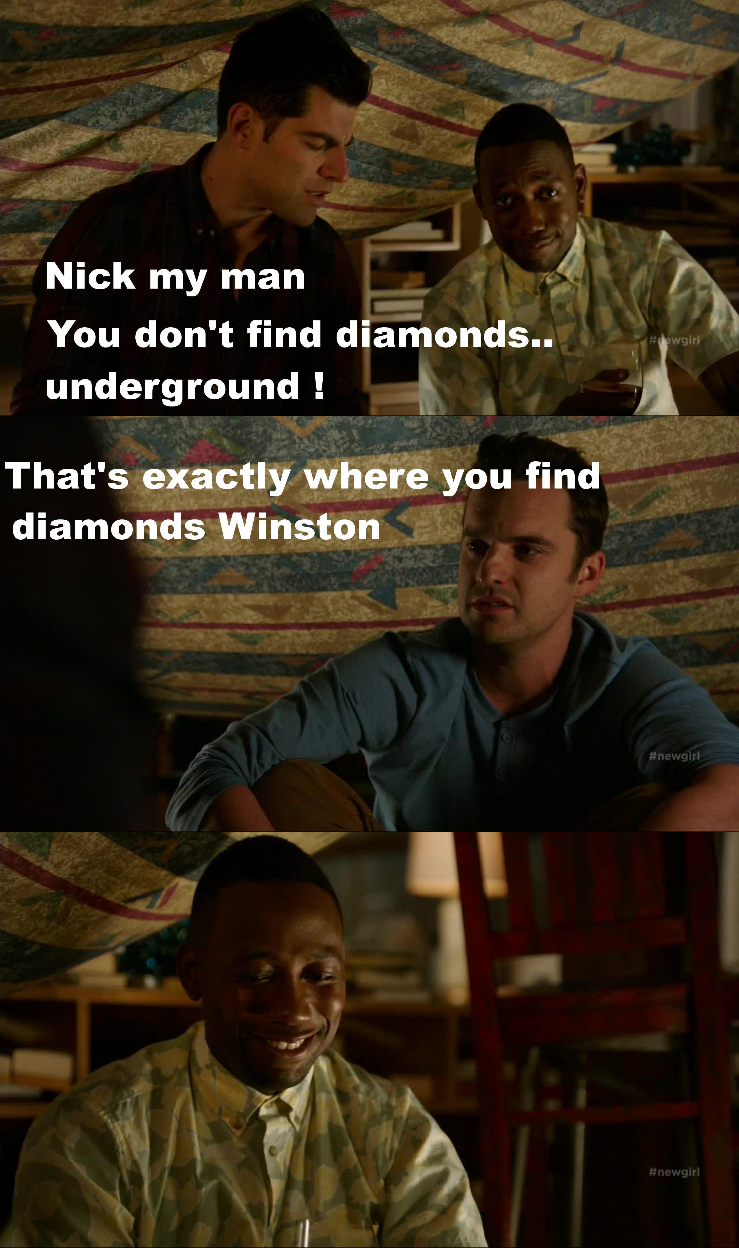 Winston never fails to make me laugh ! :')