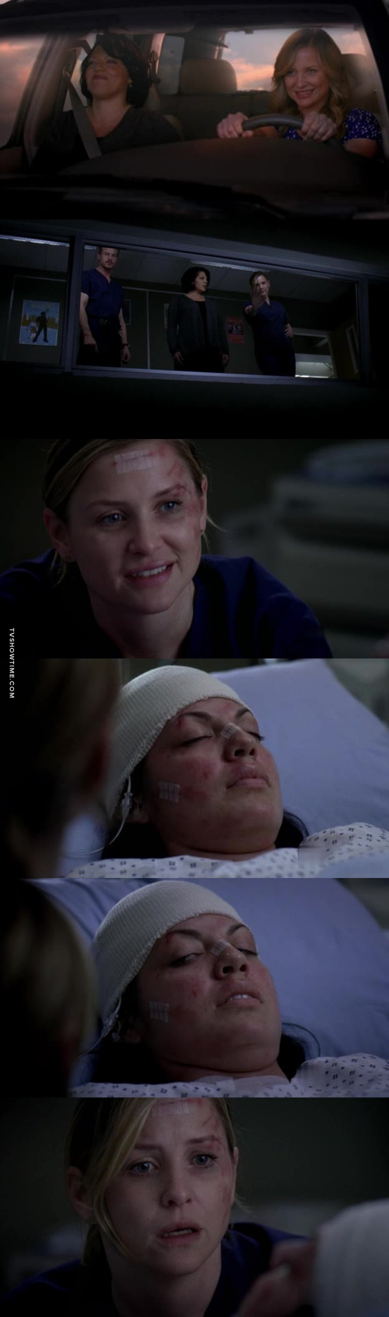 """I'll marry you"" ❤   #Calzona"