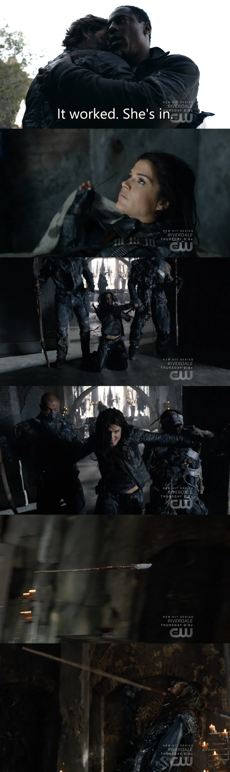 Octavia is back, bitches!