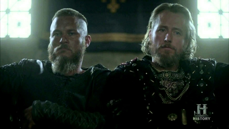 wow, more deaths in this episode that in the entire show. I'm really sorry for Ecberth, he was such a great character together with Ragnar. But he died in the right way. This is really the end of an Era with so many important characters gone.