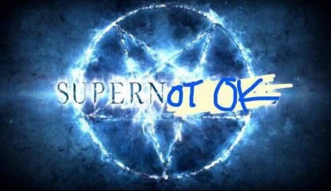 After watching an episode of Supernatural