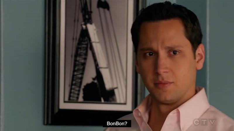 "Asher calling Bonnie ""BonBon"" whenever he's scared kills me"